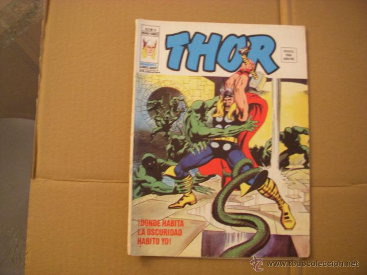 THOR Nº 18, VOLUMEN 2, EDITORIAL VÉRTICE (Tebeos y Comics - Vértice - Thor)