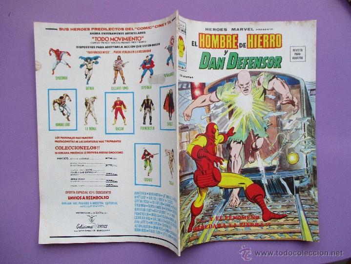 Cómics: HEROES MARVEL Nº 26, VERTICE VOLUMEN 2, BUEN ESTADO. - Foto 3 - 55038396
