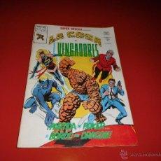 Cómics: SUPER HEROES LA COSA Y LOS VENGADORES VOL. 2 MUNDI COMICS Nº 117 VERTICE. Lote 55082697