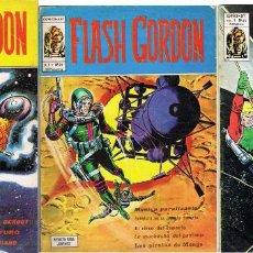 Cómics: FLASH GORDON VOLUMEN 1 NUMEROS 27, 29 Y 44. Lote 55120410