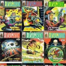 Cómics: FLASH GORDON VOLUMEN 2 NUMEROS 1, 2, 3, 5, 8, 9, 28, 29 Y 32. Lote 112408983
