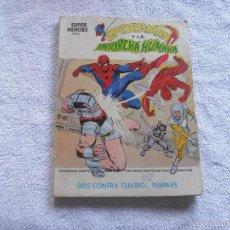 Cómics: SPIDERMAN 2 . VOL 1, 1973 . DOS CONTRA CUATRO...TEMIBLES. Lote 55145876