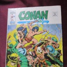 Comics: CONAN EL BARBARO Nº 14 VOL. 2 ¡LOS JINETES DE LOS DRAGONES DEL RIO! VERTICE V.2 TEBENI . Lote 55362822