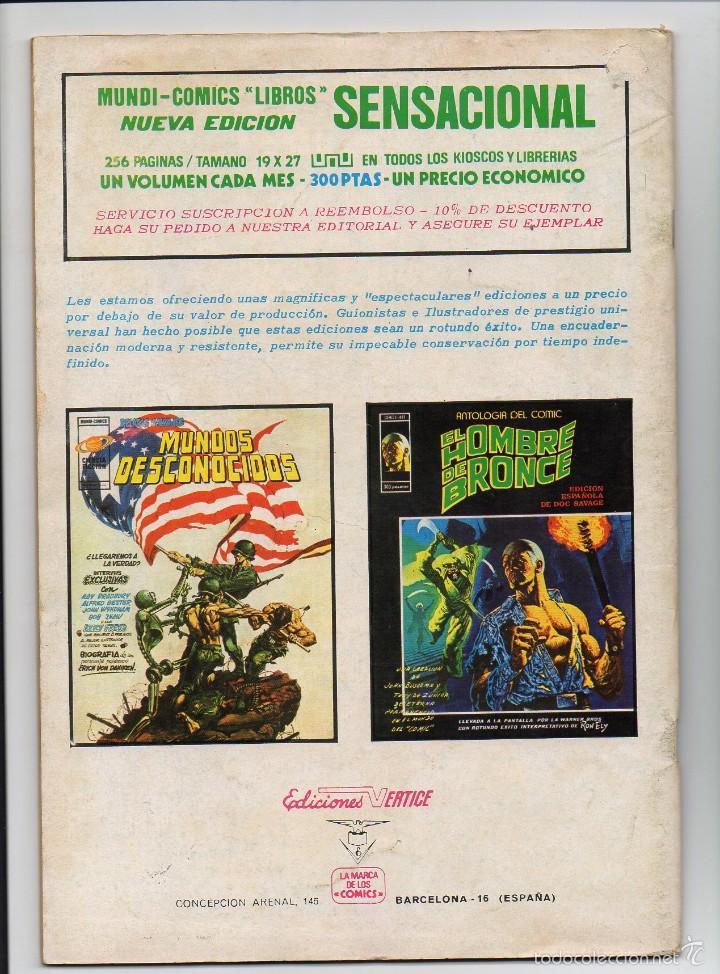 Comics: VERTICE SUPER HEROES V2 Nº90 - Foto 2 - 55366601