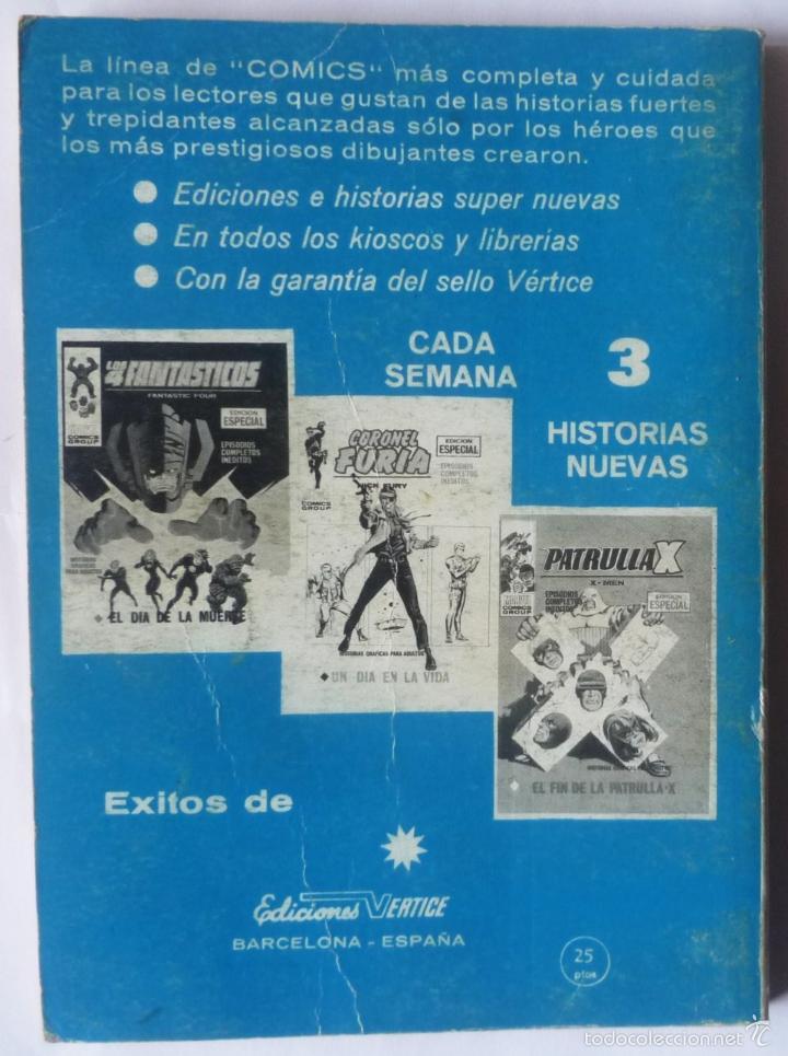 Cómics: LOS 4 FANTASTICOS V.1 Nº 28 - Foto 2 - 28287926