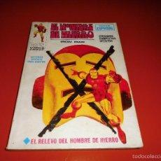 Cómics: EL HOMBRE DE HIERRO VOL. 1 Nº 9 VERTICE. Lote 55569677