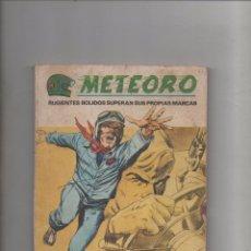 Cómics: METEORO V.1 Nº 8, ALTO AL LADRON.VERTICE.DA. Lote 55787387