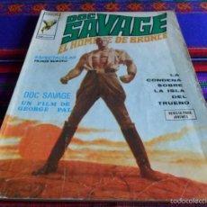 Cómics: VÉRTICE COMICS ART DOC SAVAGE EL HOMBRE DE BRONCE Nº 1. 1975. 50 PTS. RARO.. Lote 55824296