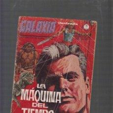 Cómics: GALAXIA DE GRAPA Nº 5 LA MAQUINA DEL TIEMPO -ED. VERTICE. Lote 55826453