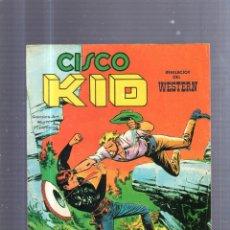 Cómics: TEBEO CISCO KID. COMICS ART. Nº 8. EL ADIVINO. Lote 86757016