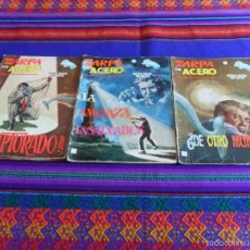 Cómics: VÉRTICE GRAPA ZARPA DE ACERO NºS 14 15 16. 10 PTS. 1965. . Lote 55904332