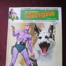 Cómics: EL HOMBRE ENMASCARADO Nº 13 VOL. 1 THE PHANTOM LEE FALK & BARRY VERTICE, 1974 TEBENI EXCELENTE. Lote 56017356