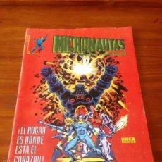 Cómics: MICRONAUTAS Nº 1. EL HOGAR ES DONDE ESTA EL CORAZON. VERTICE SURCO 1983. HOWARD CHAYKIN.. Lote 56048727
