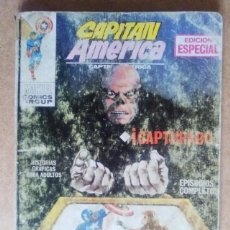 Cómics: CAPITAN AMERICA VOL. 1 Nº 2 - VERTICE. Lote 56146976