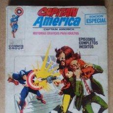 Cómics: CAPITAN AMERICA VOL. 1 Nº 8 - VERTICE. Lote 56151657
