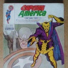 Cómics: CAPITAN AMERICA VOL. 1 Nº 33 - VERTICE. Lote 56156424