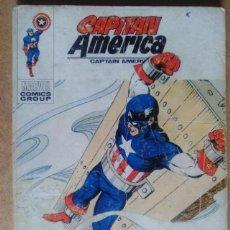 Cómics: CAPITAN AMERICA VOL. 1 Nº 34 - VERTICE. Lote 56156470