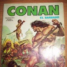 Cómics: CONAN : [EL BUCANERO]. MUNDI COMICS ; EXTRA 1 / THOMAS, BUSCEMA, DEZUÑIGA ; CUB. DE NOREM. Lote 56190035