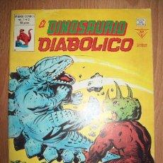 Cómics: EL DINOSAURIO DIABÓLICO. VOL. 1 ; Nº 2 : GIGANTE. Lote 56197337