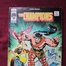 Cómics: SUPER HEROES Nº 49 VOL. 2 THE CHAMPIONS EXTRA DE VERANO VERTICE, 1976 TEBENI . Lote 56220100