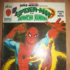 Cómics: SPIDERMAN Y LA ANTORCHA HUMANA. Nº 6. [ESPECIAL SUPER HÉROES]. Lote 56225393