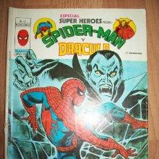 Cómics: SPIDERMAN Y DRÁCULA. Nº 12. [ESPECIAL SUPER HÉROES]. Lote 56225451