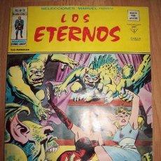 Cómics: LOS ETERNOS. VOL. 1 ; Nº 13 : LA NOCHE DE LOS DEMONIOS. [SELECCIONES MARVEL]. Lote 56225767