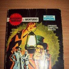 Cómics: SELECCIONES VÉRTICE DE AVENTURAS. Nº 57 : LOS ASESINOS DE CERA. Lote 56248568