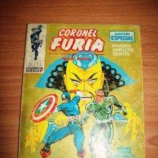 Cómics: CORONEL FURIA = NICK FURY. Nº 16 : LA SEGUNDA MUERTE. Lote 56248683