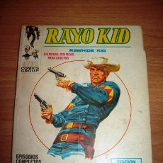 Cómics: RAYO KID = RAWHIDE KID. Nº 8 : RAYO KID, PROSCRITO. Lote 56248693
