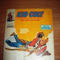 Cómics: KID COLT = KID COLT OUTLAW. Nº 8 : LOS SAQUEADORES. Lote 56248709