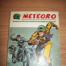 Cómics: METEORO. Nº 7 : GAMBERROS EN MOTO. Lote 56248719