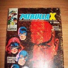 Cómics: PATRULLA X = X-MEN. Nº 6 : EL ORIGEN DEL PROFESOR-X. Lote 56248814