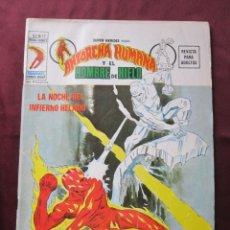 Cómics: SUPER HEROES Nº 12 VOL. 2 ANTORCHA HUMANA Y EL HOMBRE DE HIERRO VERTICE, 1975 TEBENI MBE. Lote 56322483
