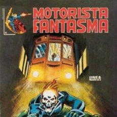 Cómics: MOTORISTA FANTASMA VOL.1 Nº 2 - SURCO. LINEA 83. VERTICE.. Lote 108784656