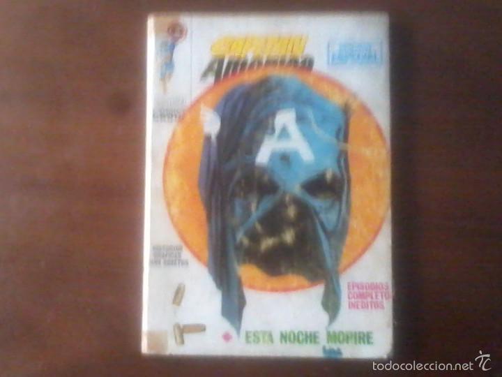 CAPITAN AMERICA Nº 4 - VERTICE (Tebeos y Comics - Vértice - Capitán América)