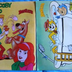 Cómics: CUENTO INFANTIL COMIC DON GATO EDICIONES SURCO HANNA BARBERA 1983 NUEVOS Nº 2 Y 6. Lote 128504006