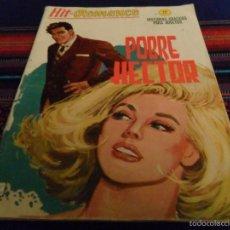 Cómics: VÉRTICE GRAPA HIT ROMANCE Nº 4. 10 PTS. 1965. POBRE HÉCTOR. BUEN ESTADO. RARO. REGALO Nº 5.. Lote 56485231