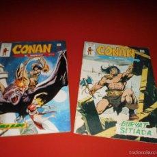 Cómics: CONAN VOL. 2 MUNDI COMICS Nº 39 Y 43 VERTICE. Lote 56508336