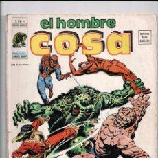 Cómics: EL HOMBRE COSA V.1 Nº 9 VERTICE. Lote 56535747