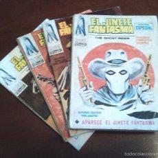 Cómics: COLECCION COMPLETA 4 COMICS - EL JINETE FANTASMA - VERTICE. Lote 56540872