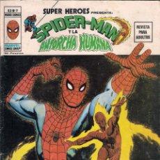 Cómics: SUPER HÉROES VÉRTICE VOLUMEN Nº 2 Nº 9. Lote 56560200