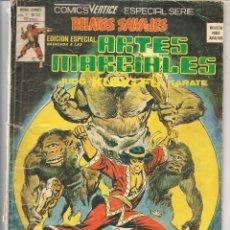 Comics: RELATOS SALVAJES. V. 1 Nº 53. ARTES MARCIALES. TRAIDORES A LA CORONA. MUNDI COMIC. (C/A11). Lote 56633557