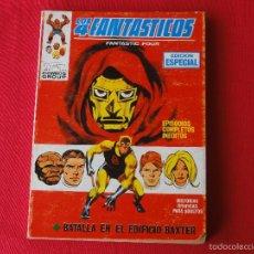 Comics : 4 FANTASTICOS, Nº 20. BATALLA EN EL EDIFICIO BAXTER C-10. Lote 56704392