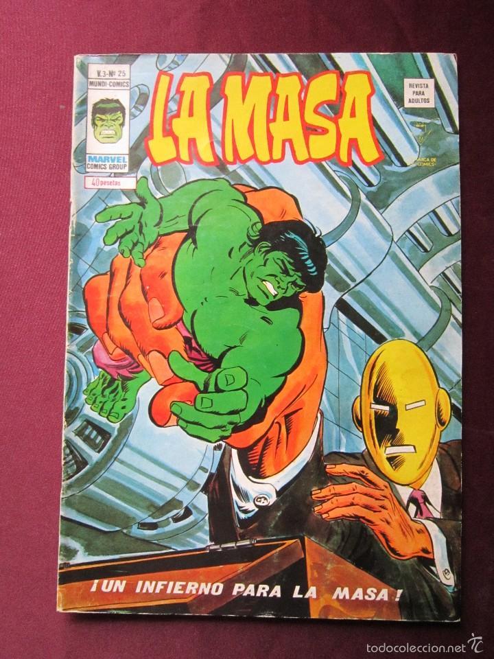 Cómics: La masa Volumen 3 semi completa Editorial Vertice tebeni - Foto 19 - 56706839
