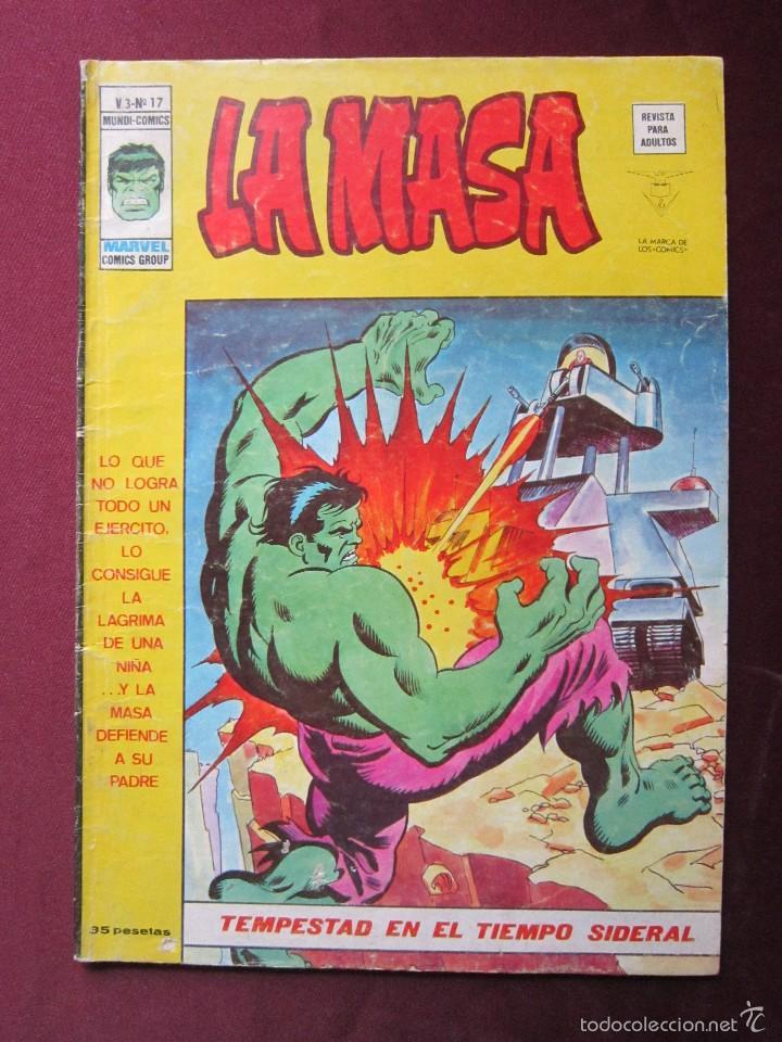 Cómics: La masa Volumen 3 semi completa Editorial Vertice tebeni - Foto 24 - 56706839