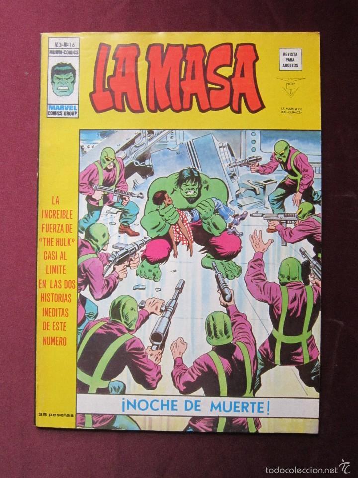 Cómics: La masa Volumen 3 semi completa Editorial Vertice tebeni - Foto 25 - 56706839