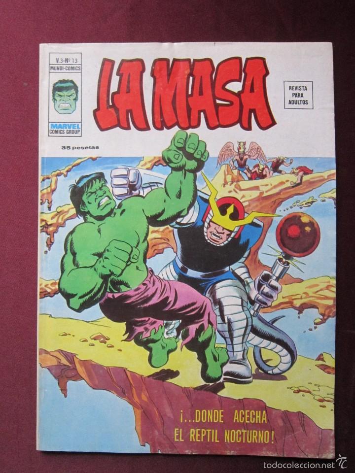 Cómics: La masa Volumen 3 semi completa Editorial Vertice tebeni - Foto 28 - 56706839