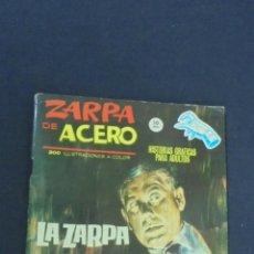 Cómics: ZARPA DE ACERO - Nº 4 - LA ZARPA ATACA - VERTICE -. Lote 56798553