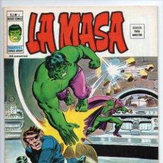 Cómics: LA MASA V3 Nº4 VÉRTICE. Lote 56802115